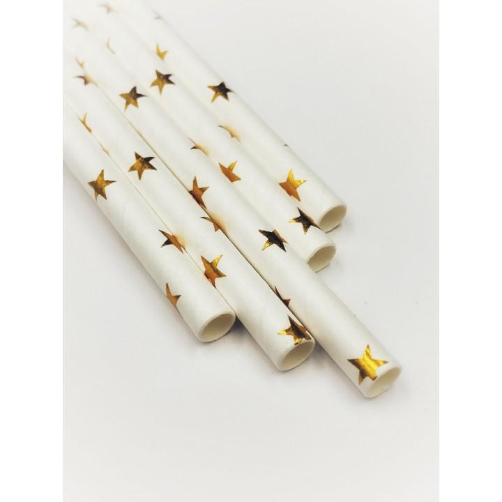 Трубочки (Золотые звёзды)