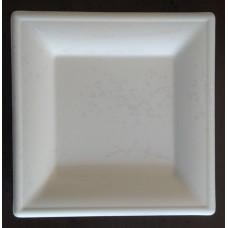 Тарелка квадратная (бумажная), 24*24